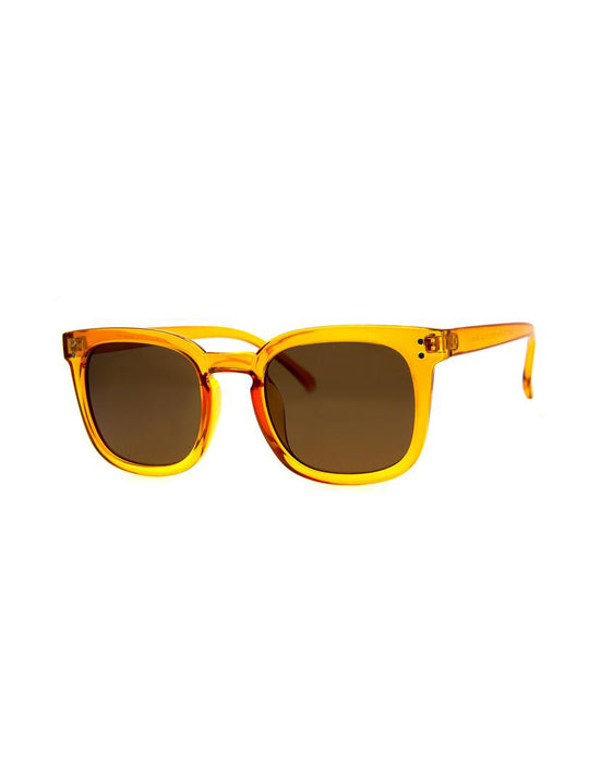 Presence of Mind Amber Sunglasses
