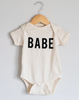 Babe Infant Bodysuit