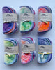 Rainbow Crayons 6 Pack Tie Dye Organic Wipes