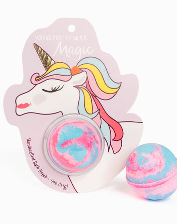 Magic Unicorn Clamshell Bath Bomb