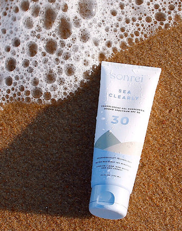 Sonrei Sea Clearly Gel Sunscreen SPF 30