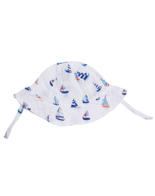 Nautical Boats Sunhat