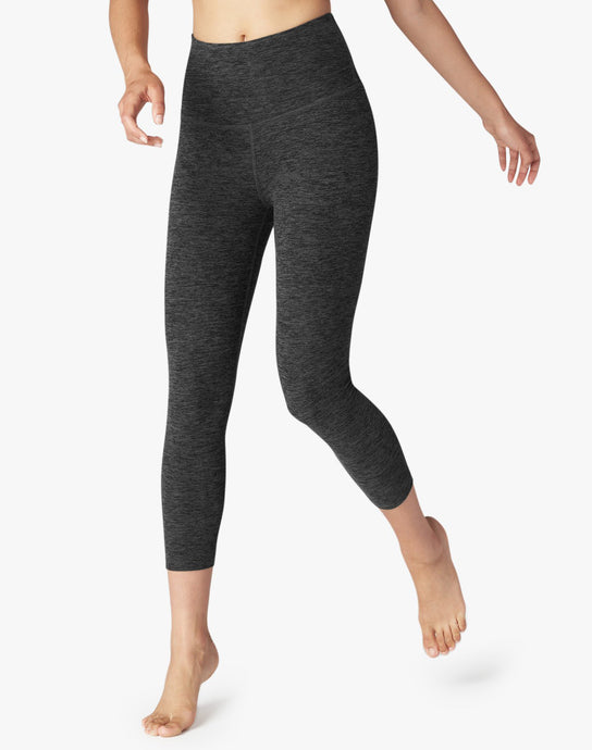 Spacedye Walk & Talk High Waisted Capri Legging