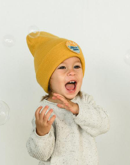 Rise & Shine Infant Toddler Beanie