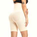 Load image into Gallery viewer, Plus Size High Waist Seamless Tummy Control Shaper Shorts