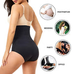 Load image into Gallery viewer, Seamless Thigh Slimmer Hi-Waist Smooth Briefs