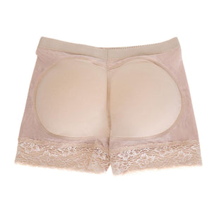 Women Padded Panties Butt Lifter Control Butt Enhancer