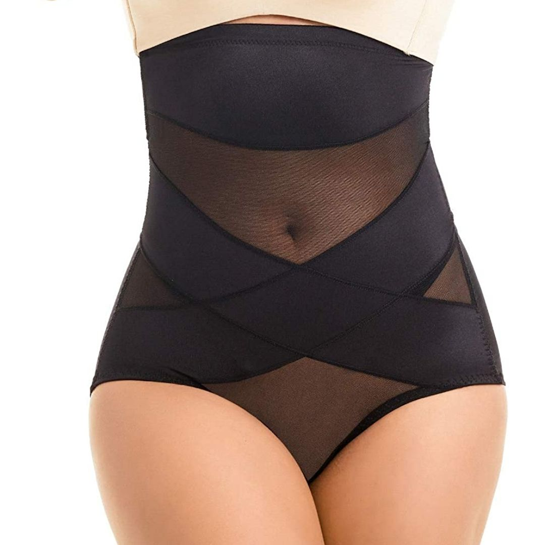 Women's Shapewear Tummy Control High-Waisted Briefs