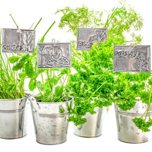 Load image into Gallery viewer, Planter Labels Metal Embossing Kit