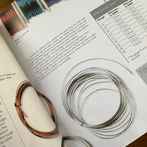 Encyclopedia of Wire Jewellery by Sara Withers