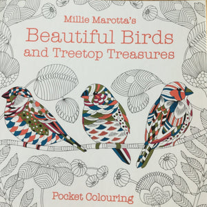 Millie Marotta Colouring Book