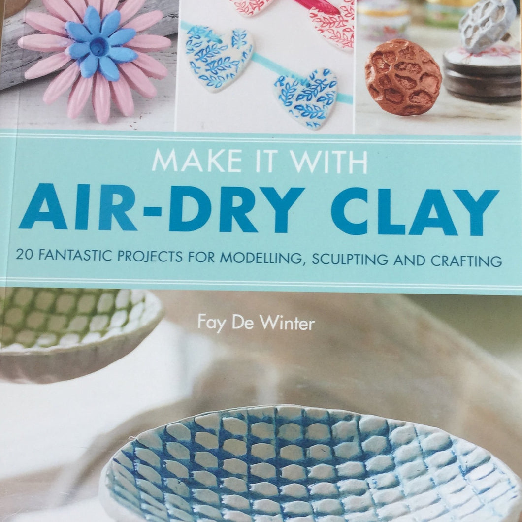 Make it with Air Dry Clay