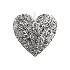 Heart Metal Embossing Kit