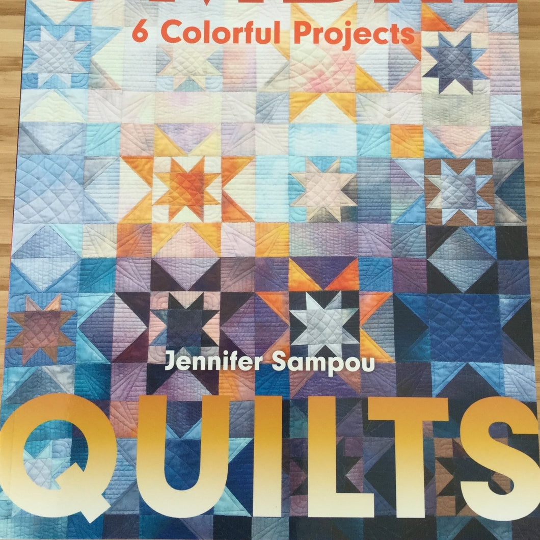 Ombré Quilts by Jennifer Sampou
