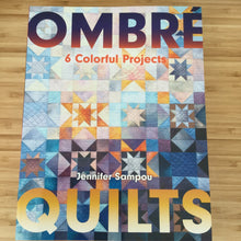 Load image into Gallery viewer, Ombré Quilts by Jennifer Sampou