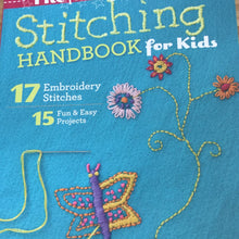 Load image into Gallery viewer, The Amazing Stitching Handbook for Kids