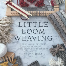 Load image into Gallery viewer, Little Loom Weaving by Fiona Daly