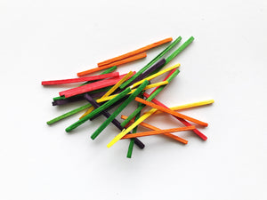 Matchsticks Natural and Multi-Coloured