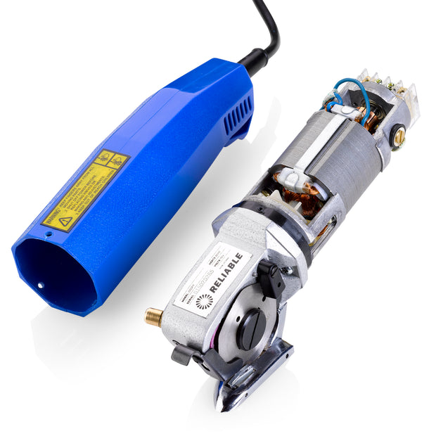 """Reliable 1000FR 2"""" Hand-Held Round Knife Cutting Machine - aereahome"""