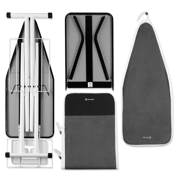 """Reliable """"THE BOARD"""" 300LB 2-IN-1 Home Ironing Board - aereahome"""