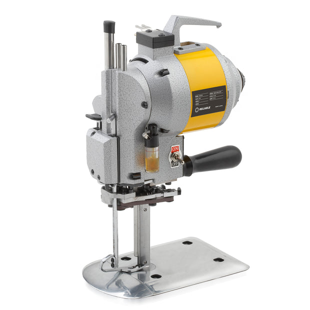 """Reliable 5000FS 5"""" Straight Knife Cloth Cutting Machine"""