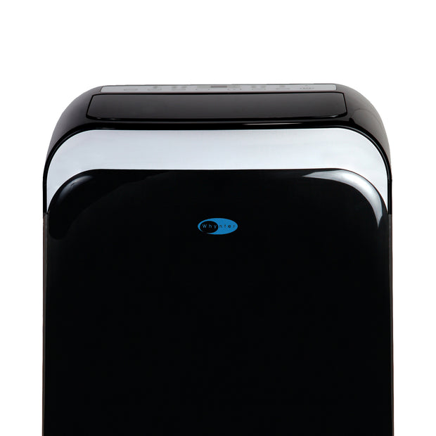 Whynter ARC-126MDB  12000 BTU Dual-Hose Portable Air Conditioner with 3M and SilverShield Filter – Black - aereahome