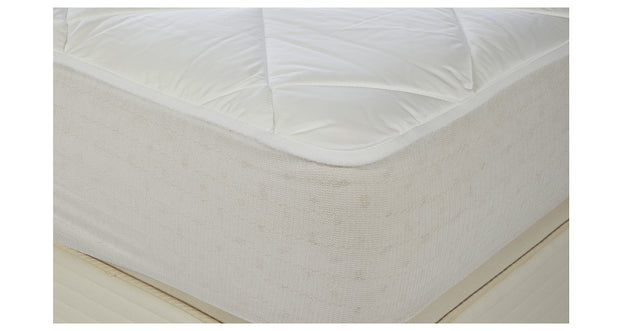 Royal-Pedic Cotton Mattress Pad - aereahome