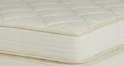 Royal-Pedic Natural Latex Quilt-Top Mattress - aereahome