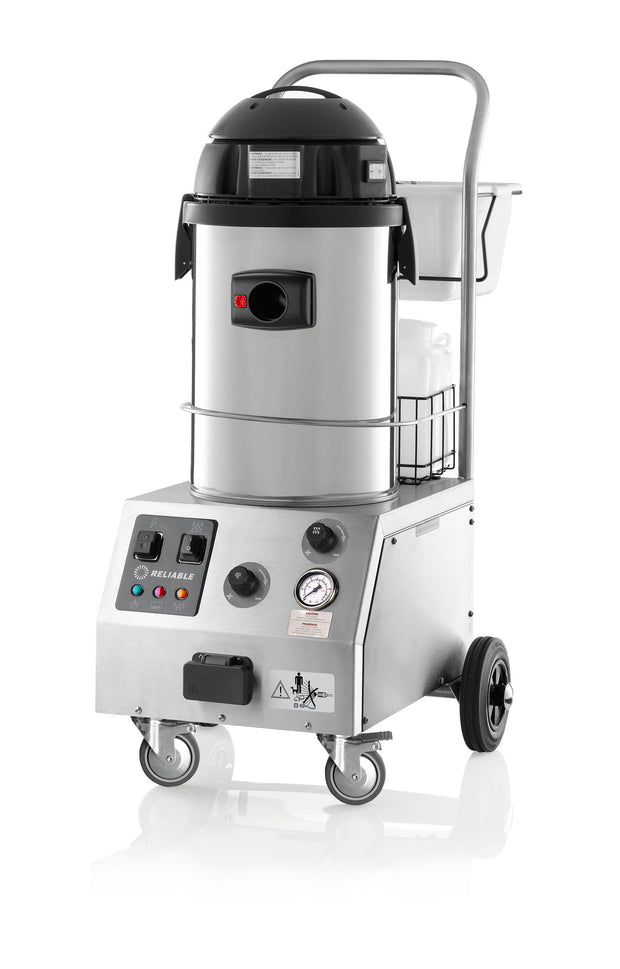 Reliable Tandem PRO 2000CV Commercial Steam Cleaning System - aereahome