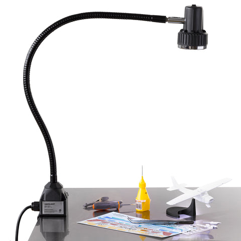 Reliable Uberlight 3000TL SMD-LED Task Light w/Clamp - aereahome