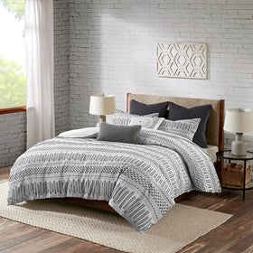 Rhea Cotton Jacquard Comforter Mini Set