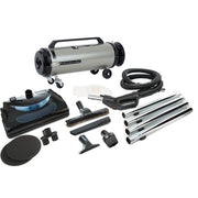 Metrovac Professional Evolution W/Electric Power Nozzle 2-Speed Full-Size Canister Vacuum - aereahome