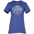 Women's Relaxed Fit St. George Strong Original Tee