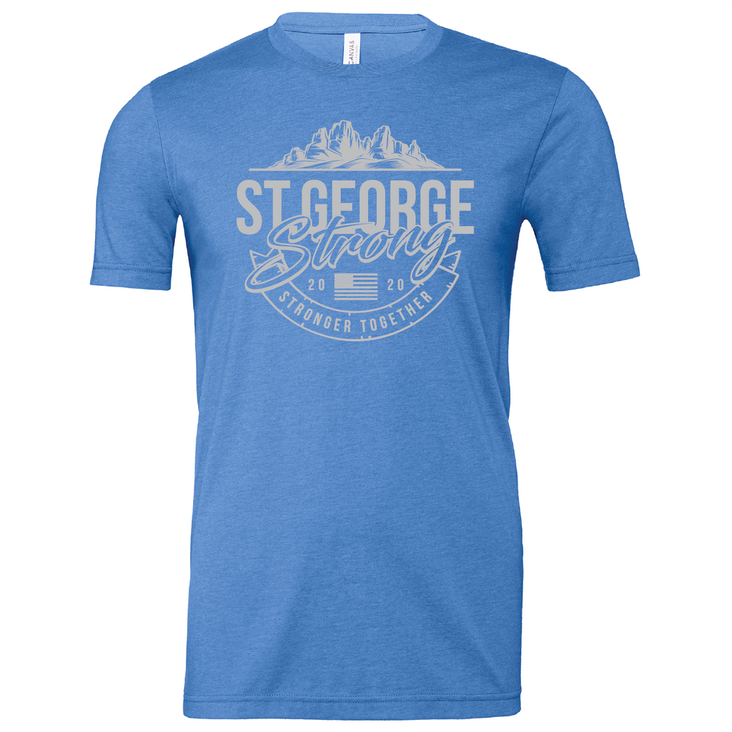 Men's/Unisex St. George Strong Original Tee