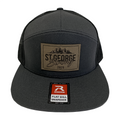 St. George Strong Flat Bill Trucker Hat