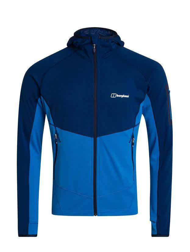 Berghaus Pravitale Mountain Light 2.0 Fleece Jacket AM - Portwest