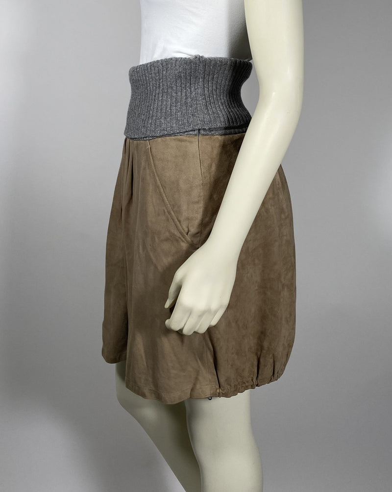 Brunello Cucinelli Size 4 Skirt