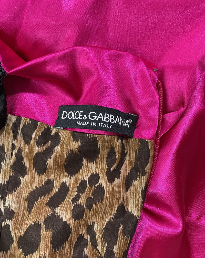 Dolce & Gabbana Size 4/6 Dress