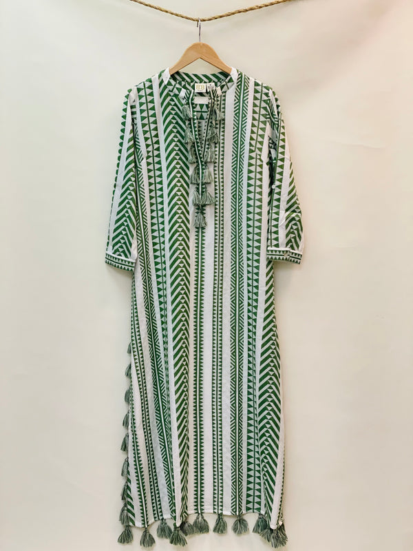 Cabbage Key Caftan