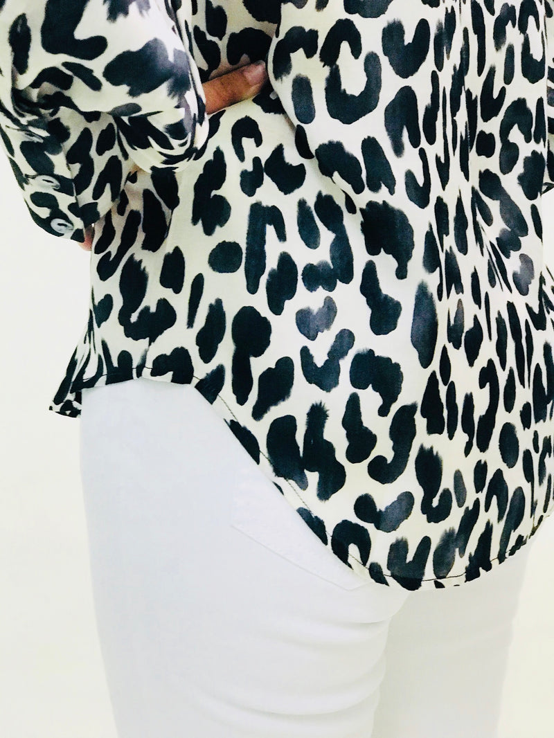 Serengeti Blouse