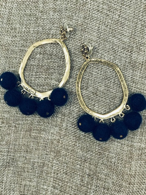 Samantha Drop Earrings