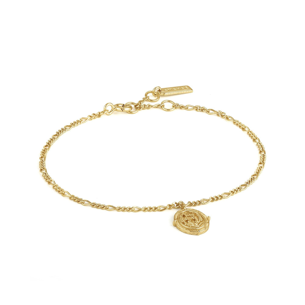 Load image into Gallery viewer, Gold Axum Bracelet