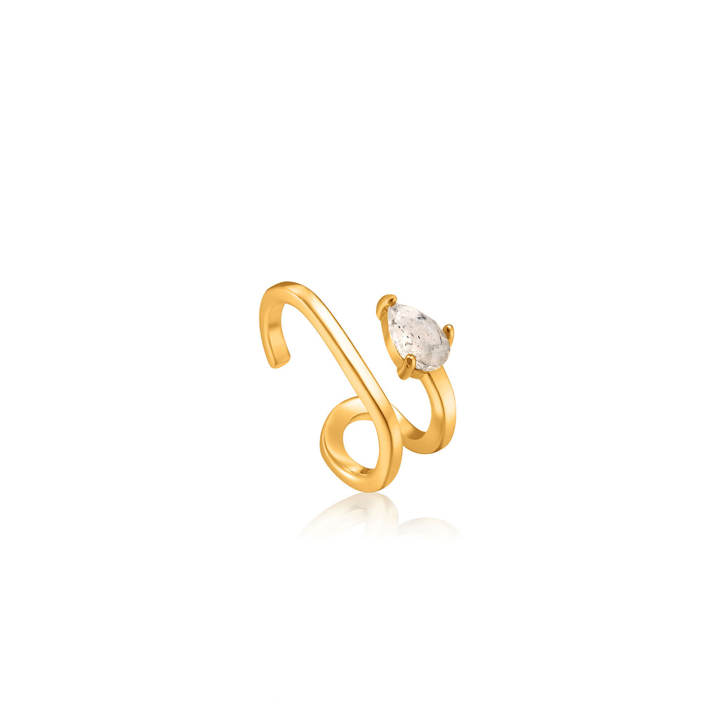 Gold Midnight Ear Cuff