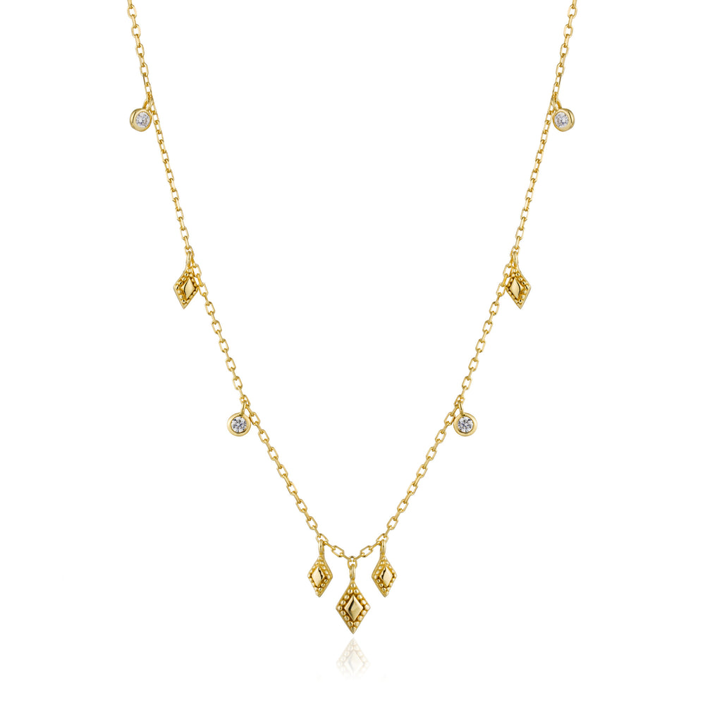 Load image into Gallery viewer, Gold Bohemia Necklace