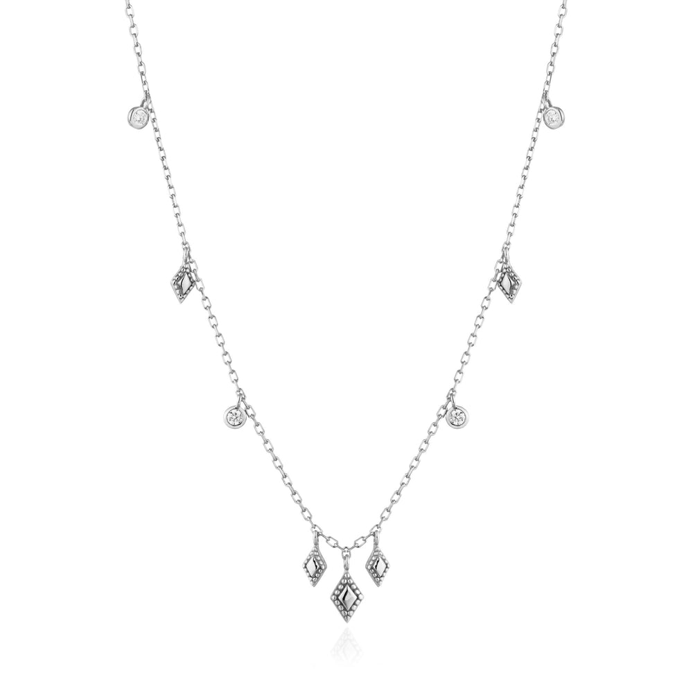 Silver Bohemia Necklace