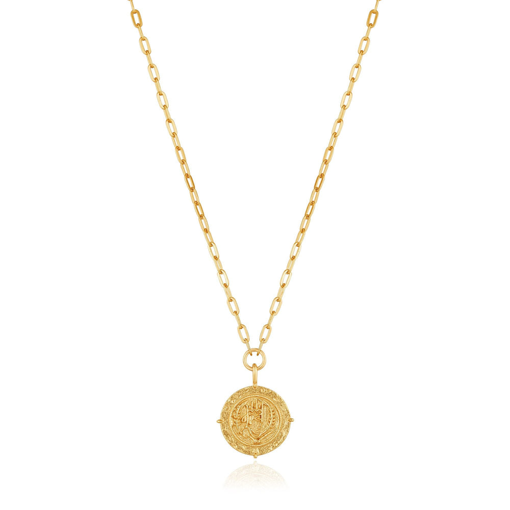 Gold Axum Necklace