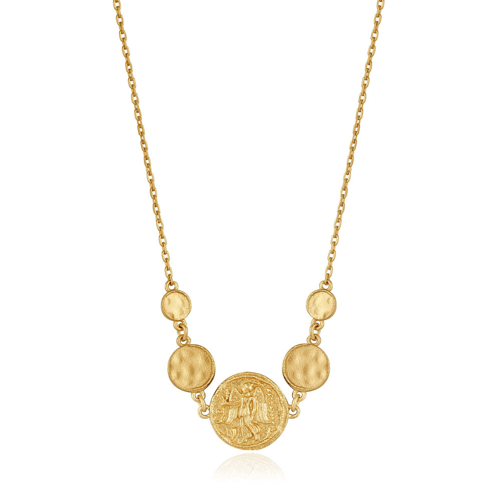 Gold Nika Necklace