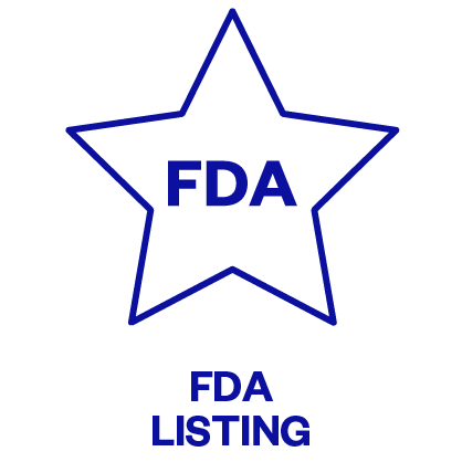 FDA Listed Icon