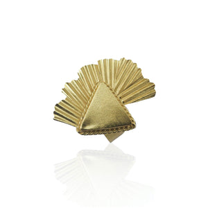 Adjustable ring, perfect to pair up with any of our pieces by Paulina Echeverri. Made in Colombia.
