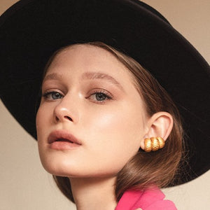 Ouro Earcuffs